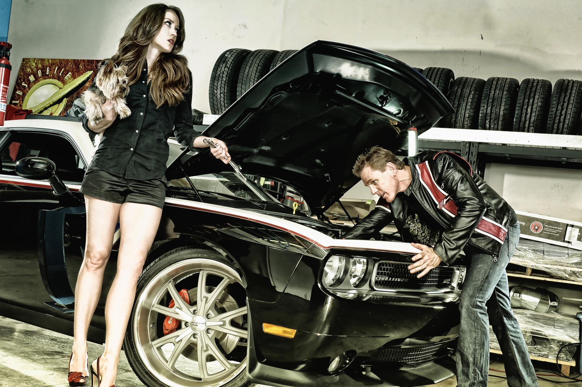 Combustion Speedwear Photoshoot