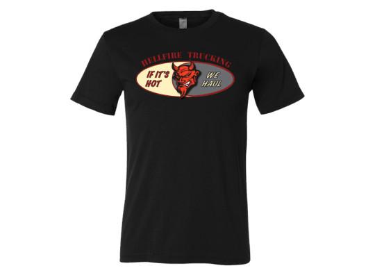 Hellfire T-Shirt - Front