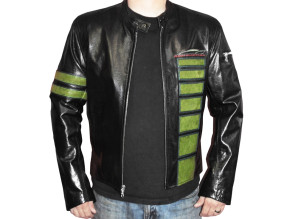 Detroit Jacket - Green and Black