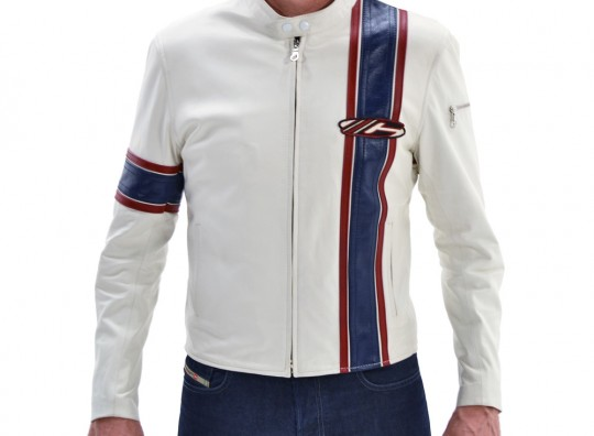 The 206 Jacket - White