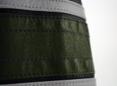 Bullit Jacket – Black & Green
